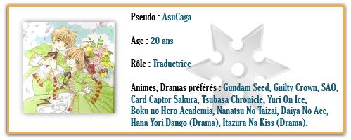 AsuCaga Plaque