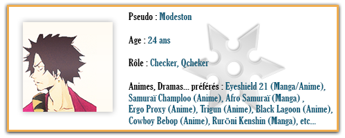 Modeston Plaque